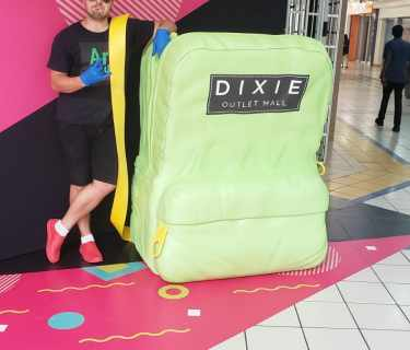 dixie-mall-booth-with-3d-foam-backpack