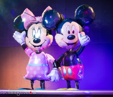Mickey Mouse foam decorations (1)
