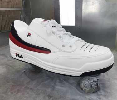 Oversize-Shoe