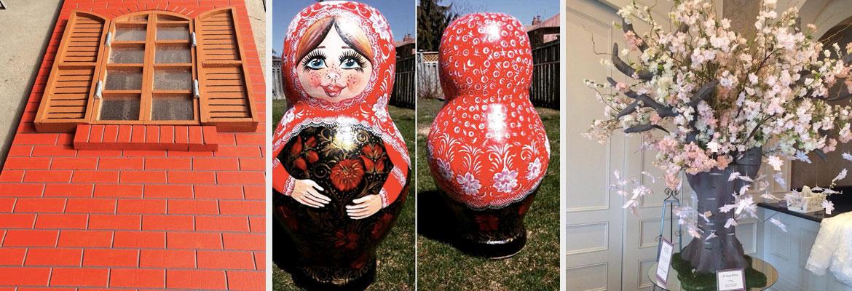 3d foam sculptures