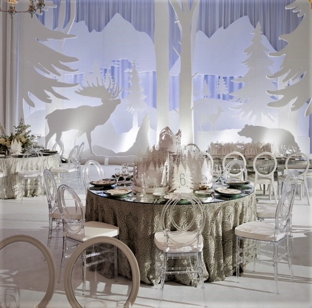 experts of event decor