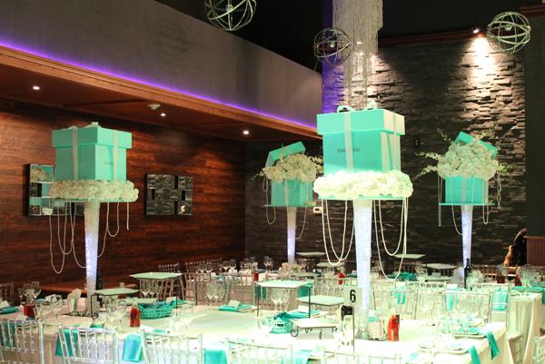 table foam decorations