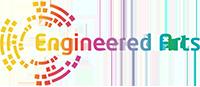 custom engineered arts logo