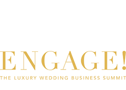 Engage wedding summit logo