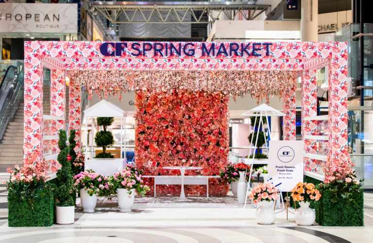Booth decoration Toronto